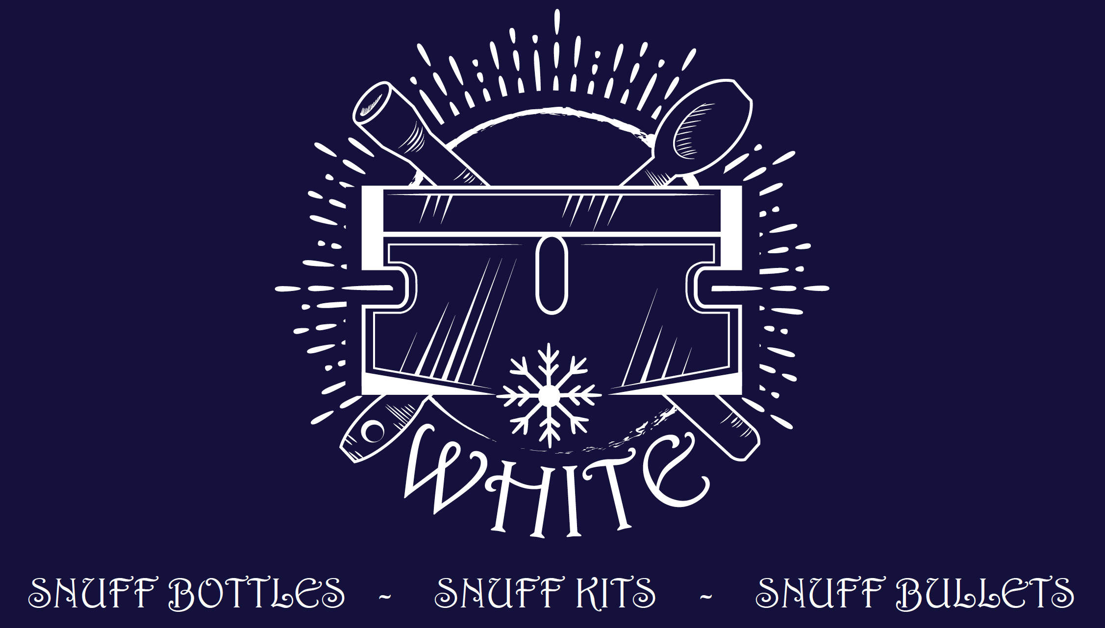 * WHITE Snuff Kits